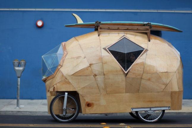 Bike Camper: Die schönsten Mini Mobile Homes für