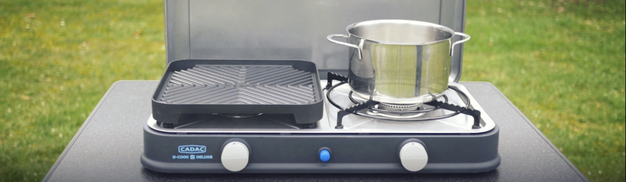 Campinggrill CADAC 2COOK Deluxe