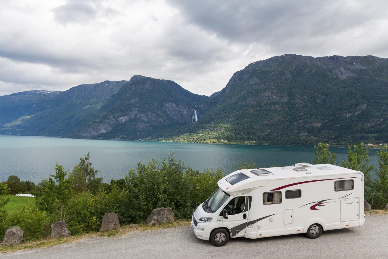 Mit dem Wohnmobil durch Norwegen - CamperStyle.de