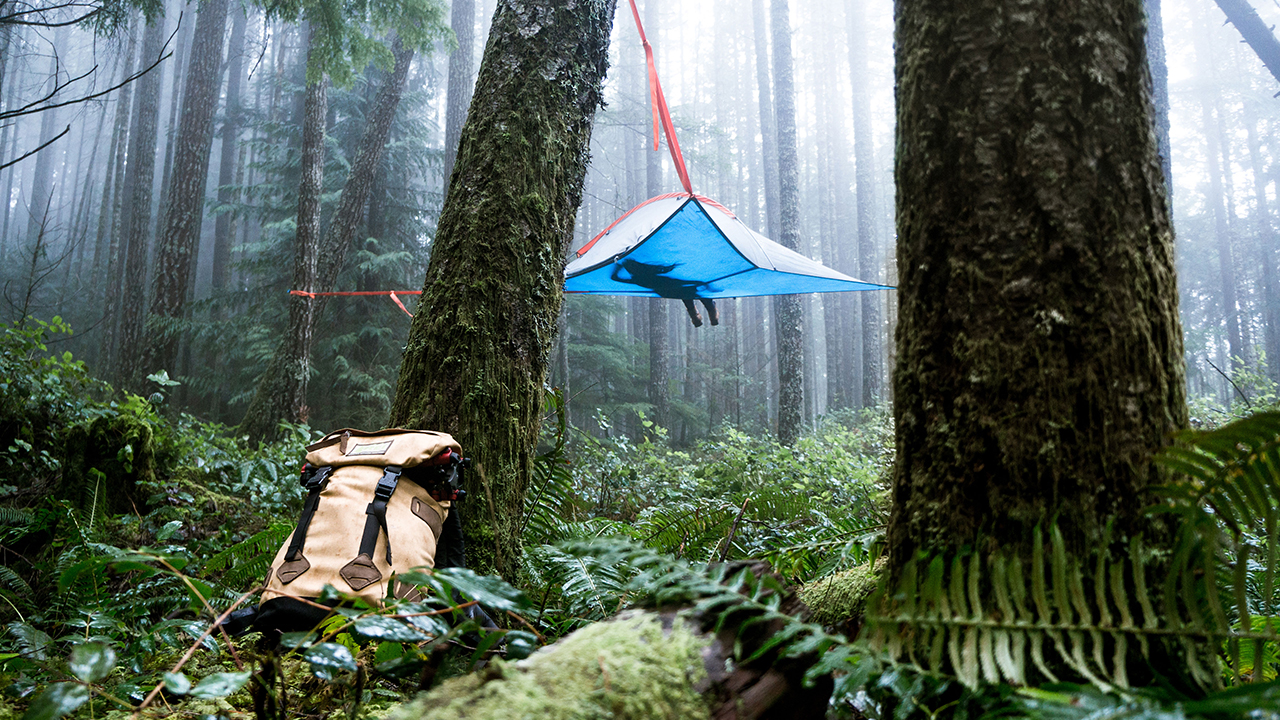 Tentsile Tree Tents © Richard Kelly