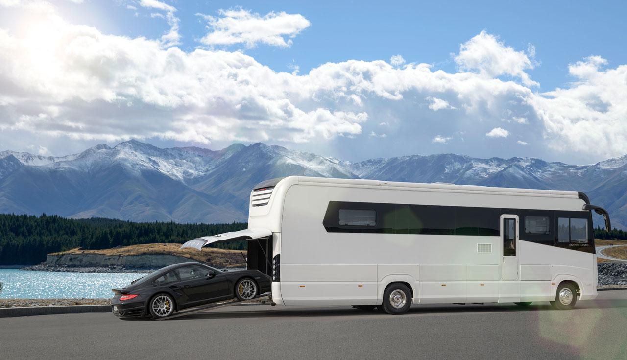 8 Luxus-Wohnmobile zum Staunen  CamperStyle