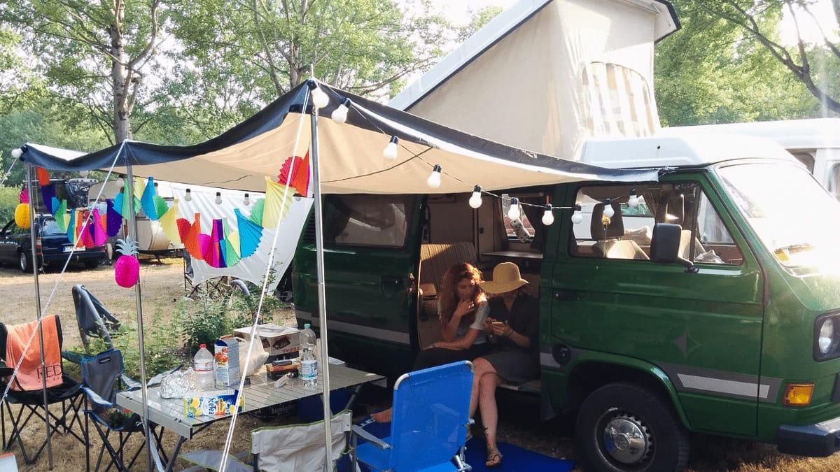 Ausstattung Einer Camping Kuche Seite 1 Von 0 Camperstyle De