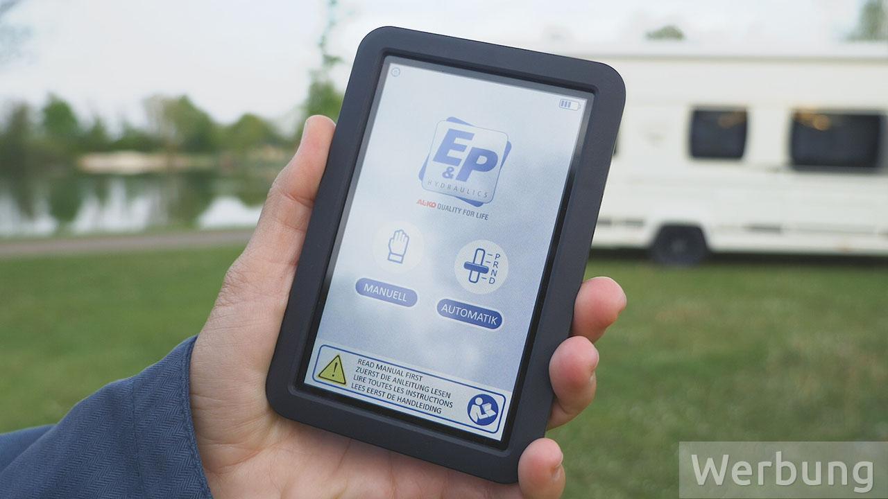 Satellitenanlage für Wohnwagen und Wohnmobil finden  CamperStyle