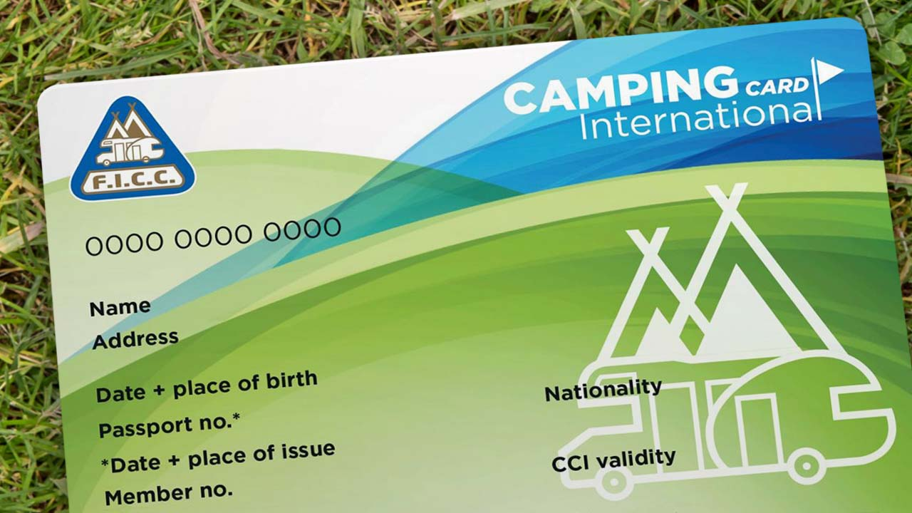 CCI – Die Camping Card International im Überblick