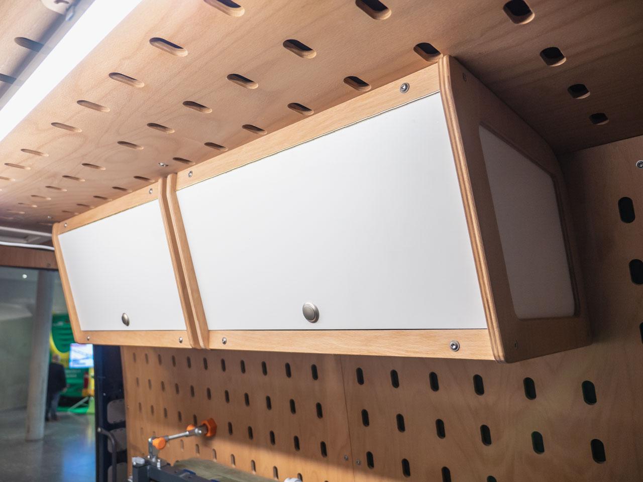 Cargo Camper - Module für Individualisten  Camperstyle