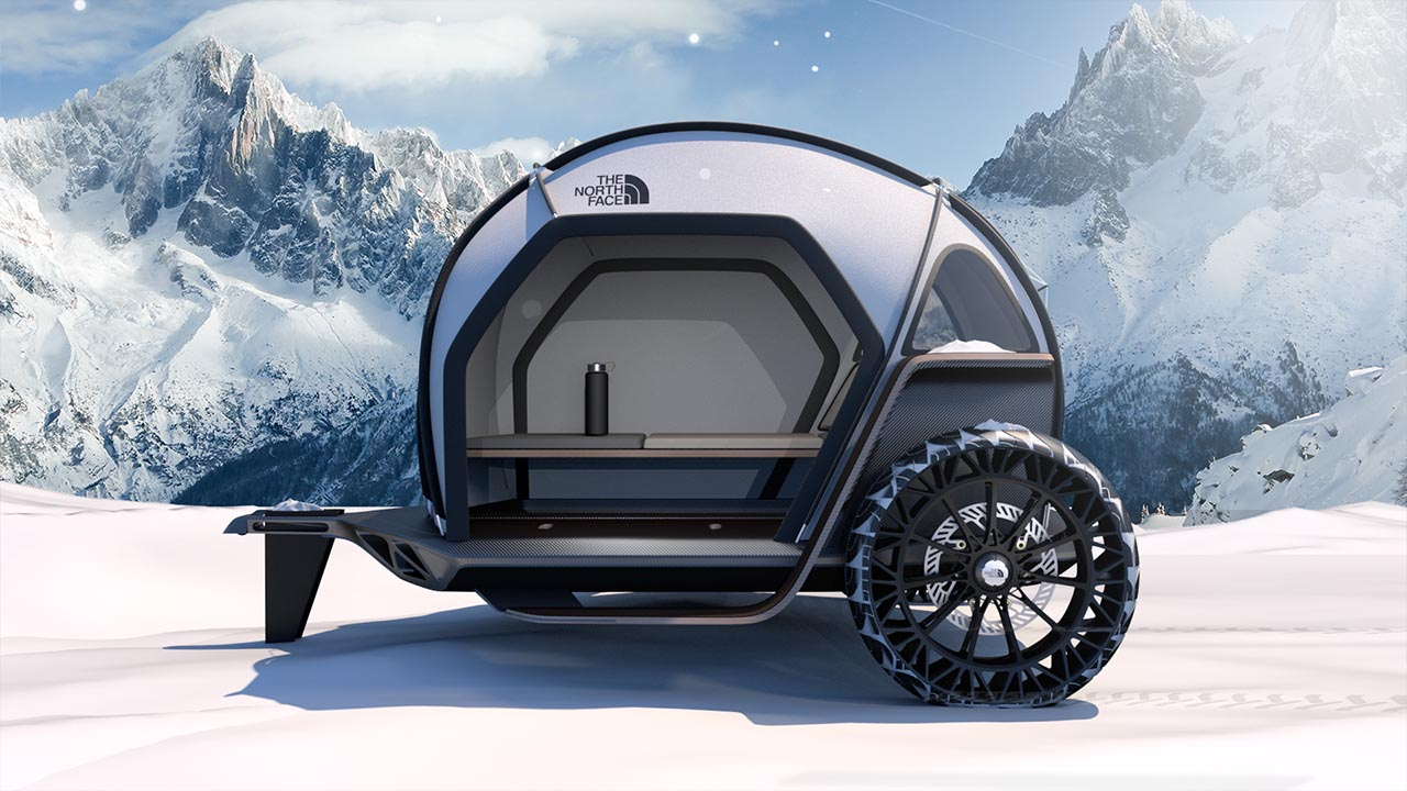 Der FUTURELIGHT Camper