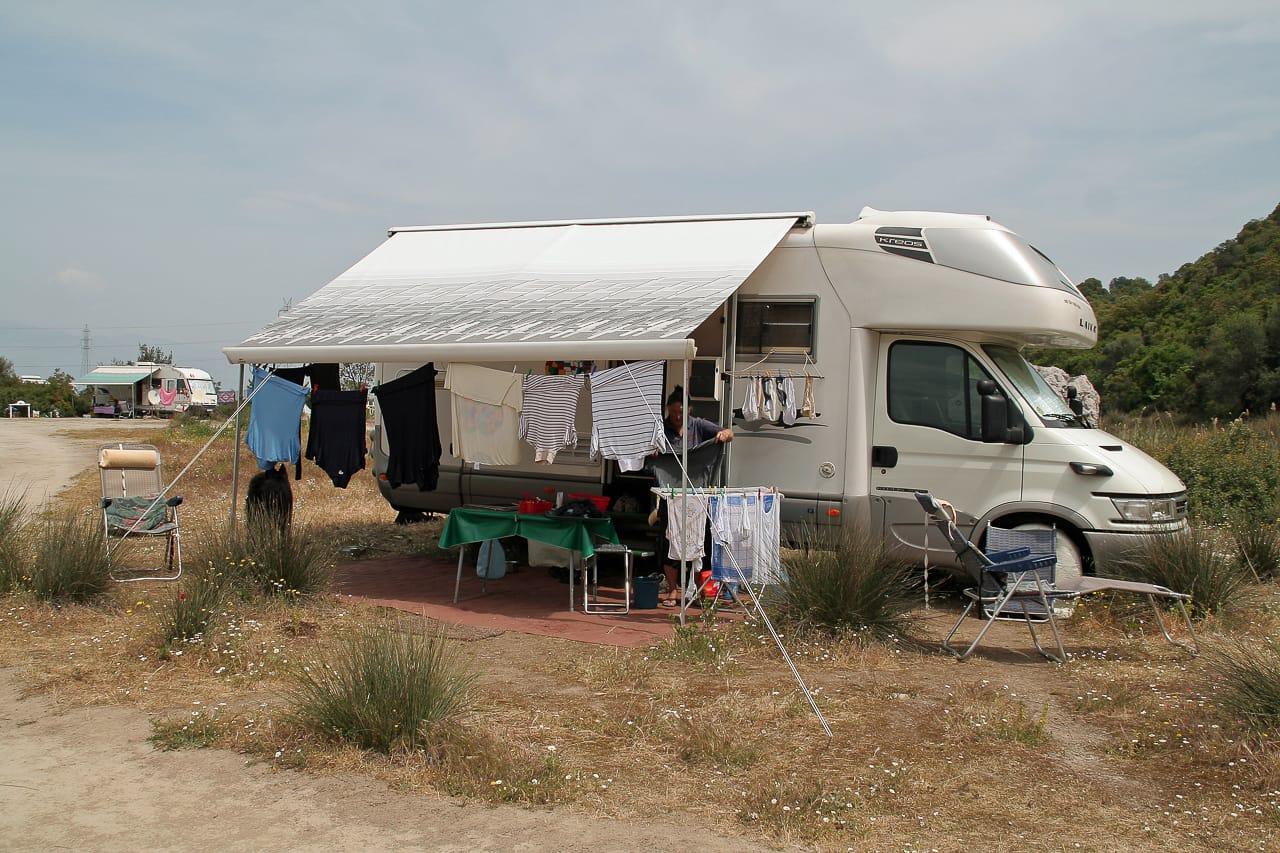 Mit dem eigenen Wohnmobil auf Weltreisen